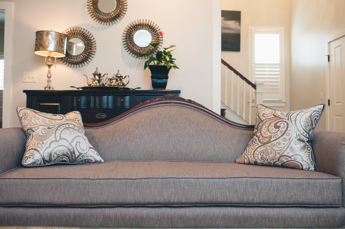 Rosegate Design | Home Interior Design | Alabama (Birmingham, Greystone, Hoover, Homewood, Vestavia, Pelham, Cahaba Heights) | Upholstery, Furniture, Headboards, Ottomans